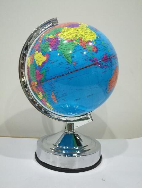 Globe Table Lamp Globe Table Light Globe Desk Light Globe Desk Lamp