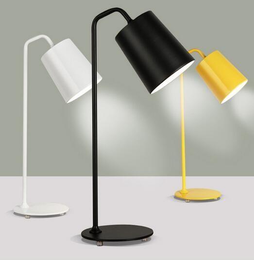 modern desk lamp black desk light white table lamp bedroom table lamp rh t daylighting com Modern Table Lamps Table Lamps