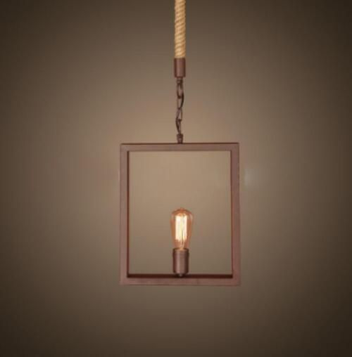 Village pendant light