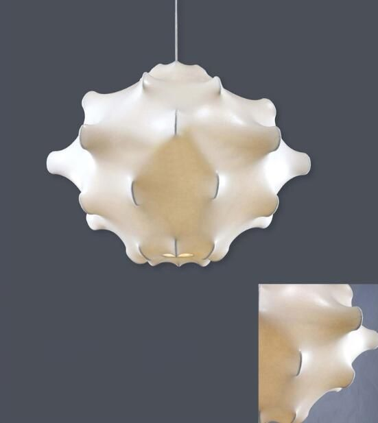 Creative cloth pendant light