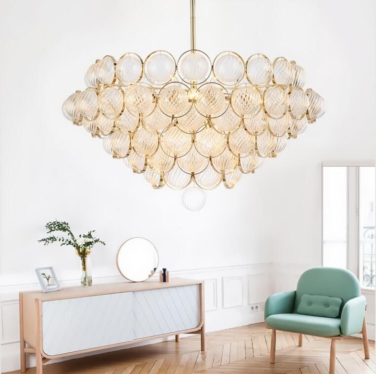 Originality Glass chandelier