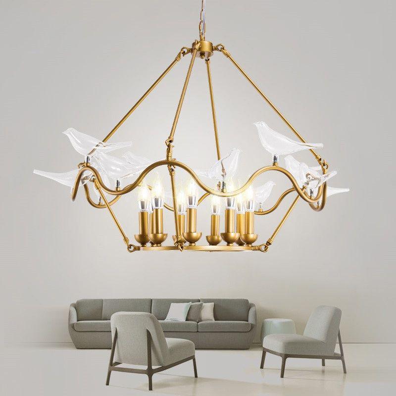 brand new 7fd50 89f07 Bird chandeliers