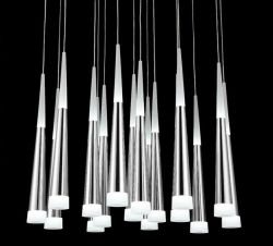 Cone LED pendant light