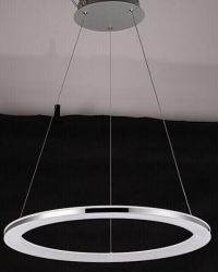 LED one ring pendant light