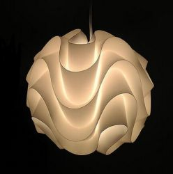 PVC pendant light