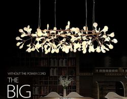 Creative pendant light