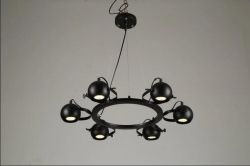 Creative circle hanging lighting