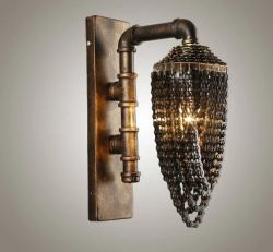 Industrial wall lighting