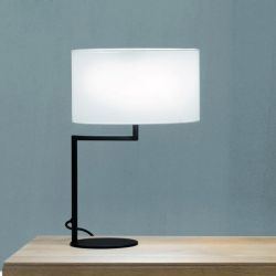 Model table lamp