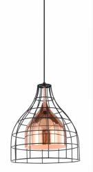 Unique design wrought iron pendant light