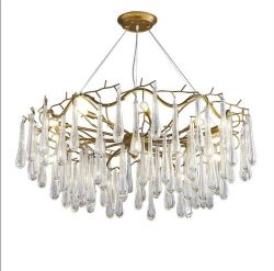 K9 crystal chandelier