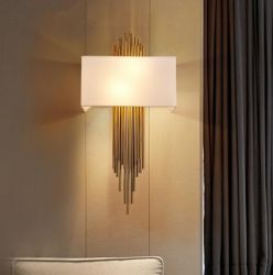 Creative wall lamp