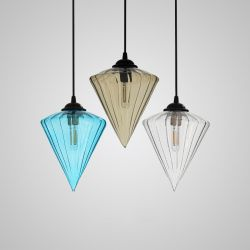 Fashion Glass hanging light