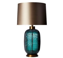 Table lamp for hotel lobby