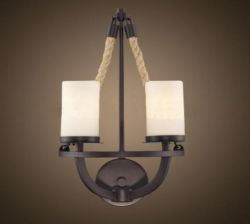 Village wall lamp