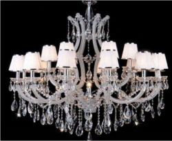 Beautiful K9 crystal chandelier