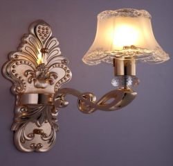 Luxury wall lamp