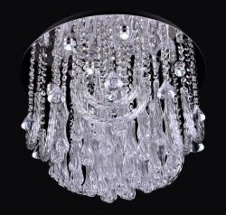 K9 crystal ceiling lighting